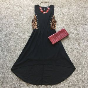 Forever 21 high low cocktail dress